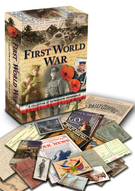 World War One Memorabilia Box Set